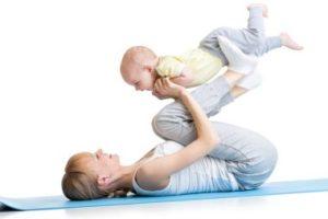 Contakids med bebis